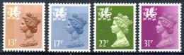 GREAT BRITAIN (Wales) 1984 - Set MNH** - Wales