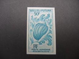 WALLIS & FUTUNA - Essai De Couleur N D - Luxe - Lot N° 9320 - Imperforates, Proofs & Errors
