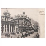 Adderley Street  Cape Town - Afrique Du Sud