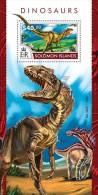SOLOMON Isl. 2015 - Dinosaurs S/S - Prehistorisch