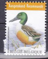 BELGIQUE  2015 CANARD SOUCHET - Unused Stamps