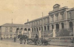 St Saint-Etienne - Ecole Professionnelle - Attelage - Edition Nouvelles Galeries - Carte Non Circulée - Saint Etienne