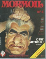 MORMOIL  N° 4 -  1975 - Couverture: MORCHOISNE - Other Magazines