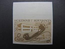 NOUVELLE CALEDONIE - Essai De Couleur - Détaillons Collection - Luxe - Lot N° 9349 - Ongetande, Proeven & Plaatfouten