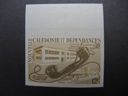 NOUVELLE CALEDONIE - Essai De Couleur - Détaillons Collection - Luxe - Lot N° 9349 - Sin Dentar, Pruebas De Impresión Y Variedades