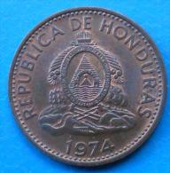 Honduras Centavo 1974 Km 77a UNC - Honduras