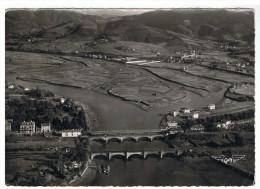 HENDAYE - Les Ponts Internationaux - Gaby 19 - écrite Et Tamponnée Frontière 1958 - Tbe - Hendaye