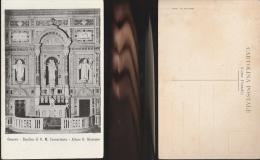 1575) GENOVA BASILICA S. M. IMMACOLATA ALTARE SAN GIUSEPPE NON VIAGGIATA CREDO ANNI 20/30 - Genova (Genoa)