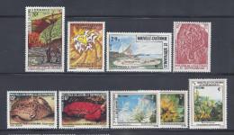 Nelle-CALEDONIE -  1975-85 -  PETIT LOT DE 17 TIMBRES NEUFS SANS CHARNIERES - XX - MNH - TTB  - - Lots & Serien
