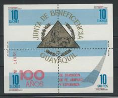 EC - 1989 -BLOCK 131-- MNH -- ** -- POSTFRISCH(1) - Equateur