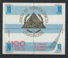 EC - 1989 -BLOCK 131-- MNH -- ** -- POSTFRISCH(2) - Equateur