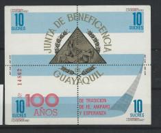 EC - 1989 -BLOCK 131-- MNH -- ** -- POSTFRISCH(3) - Equateur