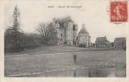 21H - 61 - Nocé - Orne - Manoir De Courboyer - Marchand Et Gilles - France