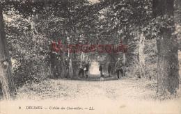 69 - DECINES  - Allée Des Charmilles  - Chasseurs - 2 Scans - Otros Municipios
