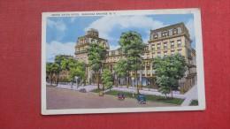 New York> Saratoga Springs  Grand Union Hotel  -ref 1956 - Saratoga Springs