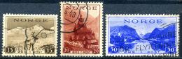 NORWAY 1938 -Set Used