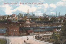 Duisburg Ruhrort - Blick Auf Die Kutte Phonix - Duisburg