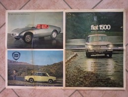 Giornale  - L' Automobile Del  11 Nov. 1964. - Automobile - F1