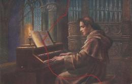 Ave Maria , Schweninger ,Künstlerkarte, Orgel , Kirchenmusik - Ohne Zuordnung