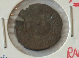 MEDAILLE Tchécoslovaquie Vers 1650 MEREAU CATHEDRALE SAINTE VITUS A IDENTIFIER - Royaux / De Noblesse