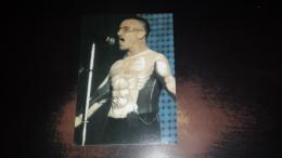 C-44030 U2 GRUPPO MUSICALE BONO THE EDGE LARRY MULLEN JR. ADAM CLAYTON - Chanteurs & Musiciens