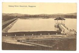 Singapore, Kalang River Reservoir, (bon Etat) - Singapore