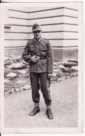 Carte Postale Photo Militaire Allemand Guerre 1939-1945  - Régiment - A Situer A Localiser - - Guerre 1939-45