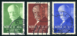NORWAY 1935 - Semi-set (missing The Low Value)  Used
