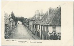 15 - MONTSALVY - Avenue D'Aurillac - TBE - Other Municipalities