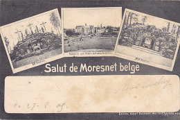 Salut De Moresnet Belge (Edit Hubert Grümmer) (précurseur) - Kelmis