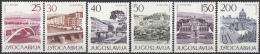 Joegoslavië - 20. Jahrestag Der Befreiung/20e Herdenkingsdag Van De Bevrijding - MNH - M 1106-1111 - WO2