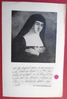 - SAINTE MARGUERITE MARIE - AVEC RELIQUE - - Andachtsbilder
