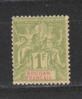 Yvert 15 * Neuf Avec Charnière - Unused Stamps