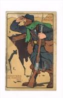 NOS HEROS:infanterie De Marine 1915 - Patrióticos