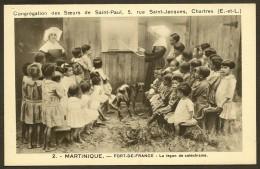 FORT De FRANCE Leçon De Catéchisme Congrégation Des Soeurs De St Paul - Andere