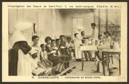 Dispensaire De SAINTE TERRE Congrégation Des Soeurs De St Paul - Basse Terre