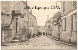 89 - MIGÉ - Grande Rue +++++ Édit. F. Doucet, #5 ++++ 1919 +++ RARE - Other Municipalities
