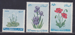 LIBAN N°  240,243,244 ** MNH Neufs Sans Charnière, TB  (D126) - Lebanon