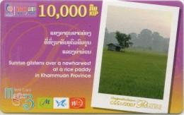 Mobilecard Laos - Landschaft,landscape (4) - Laos