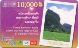 Mobilecard Laos - Landschaft,landscape (5) - Laos