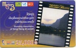 Mobilecard Laos - Landschaft,landscape (7) - Laos