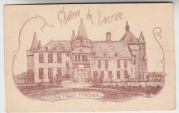 Laarne, Laerne, Chateau De Laerne, Façade Principale (pk23190) - Laarne