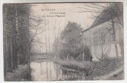 Zottegem, Sottegem, Drève Et étang Du Château D´Egmont (pk23196) - Zottegem