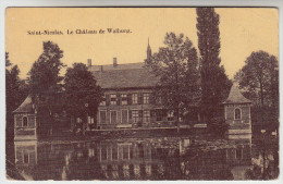 Sint Niklaas, Saint Nicolas, Le Château De Walburg (pk23197) - Sint-Niklaas