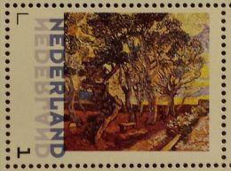 Persoonlijke Postzegel B13 Gegomd Mobiele OKI531 Printer Postaumaat 2013 NIEUW!! Vincent Van Gogh Madhouse Garden - Netherlands