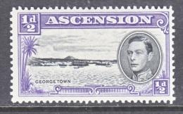 ASCENSION  40   * - Ascension