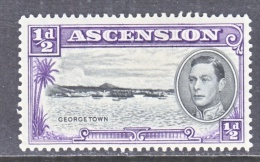 ASCENSION  40 A   Perf. 13 1/2   * - Ascension