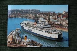 DIEPPE - Port Des Car Ferries - Dieppe