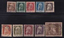 GERMANY, BAYERN, 1911,  Used Stamp(s) Luitpold  MI 76=86,  #16 011,  (11 Values On Ly) - Bavaria