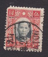 China, Scott #346, Used, Dr Sun Yat-sen, Issued 1938 - China